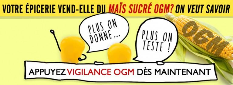 Épluchettes du mois d'août : testez votre blé d'inde pour les OGM!