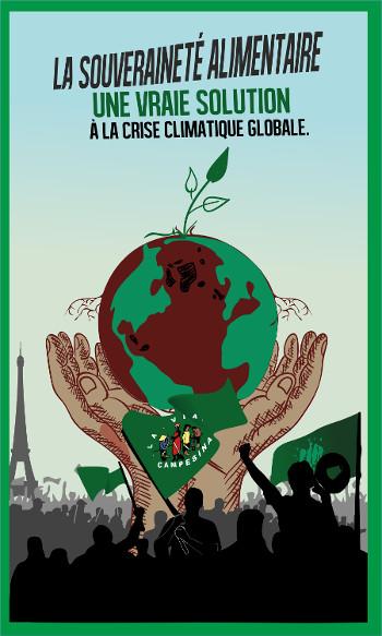 L'agriculture paysanne est une vraie solution à la crise climatique