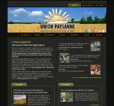 UnionPaysanne.com se prépare pour une refonte. Quelles sont vos suggestions?