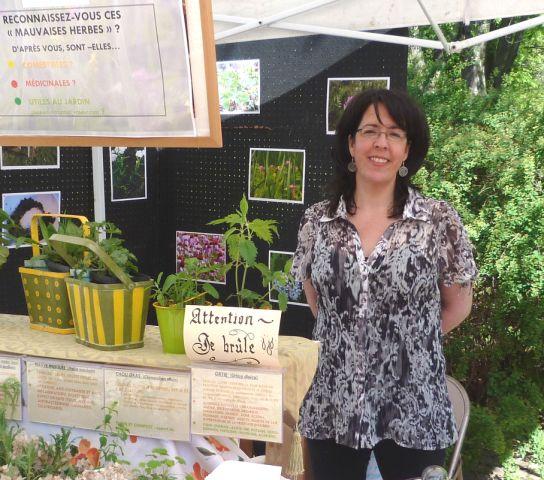 Herboristerie printanière : Se soigner, se nourrir et protéger son jardin (1 jour) (12 mars 2016)