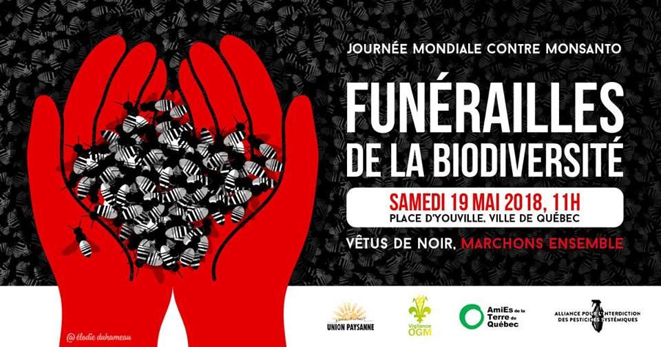 Funérailles de la biodiversité