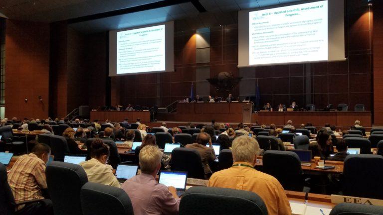 Colonialisme numérique à la Conférence sur la Diversité Biologique